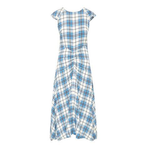 Dutch Plaid Dress, ${color}