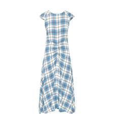 Dutch Plaid Dress