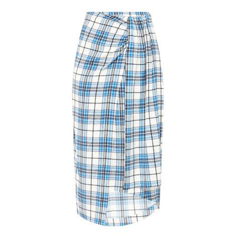 Siven Plaid Skirt, ${color}