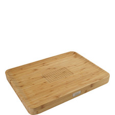 Cut & Carve Bamboo Chopping Board