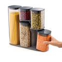 Podium 5 Piece Jar Set, ${color}