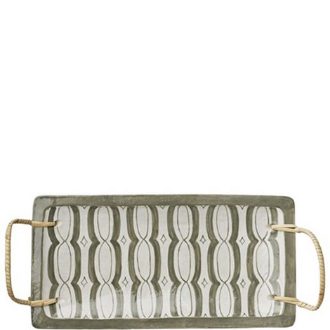Zanna Decorative Tray, ${color}