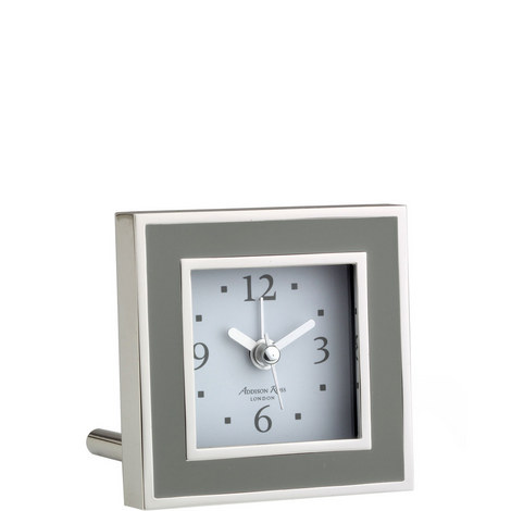 Enamel Alarm Clock, ${color}