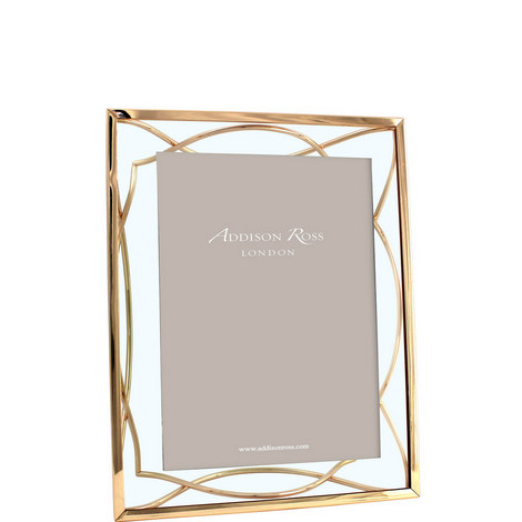 Elegance Glass Frame 4x6, ${color}