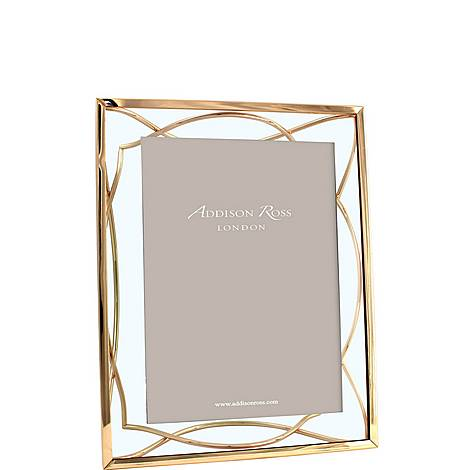 Elegance Glass Frame 4x6, ${color}