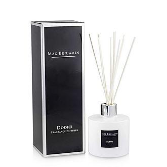Dodici Fragrance Diffuser 4 Months Of Fragrance