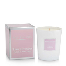 True Lavender Scented Candle 40 Burning Hours