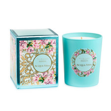Amalfi Acqua Viva Scented Candle 40 Hours