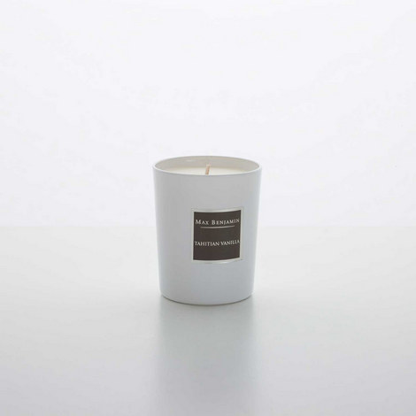 Tahitian Vanilla Candle, 40 Burning Hours, ${color}