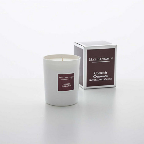 Coffee and Cardamom Candle, ${color}