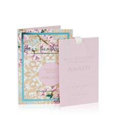 Amalfi Fiori Rosa Scented Card