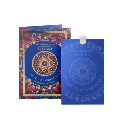 Escape to Wonderland Scented Card, ${color}