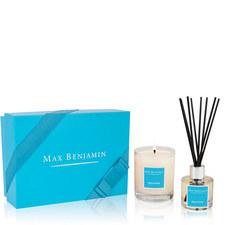 Blue Azure Gift Box