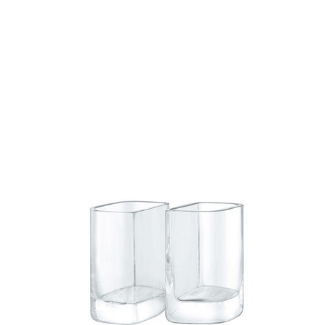 Set of 2 Echo Vases 12cm, ${color}