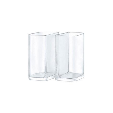 Set of 2 Echo Vases 19cm, ${color}