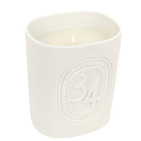 34 Boulevard Saint Germain scented candle 220g, ${color}