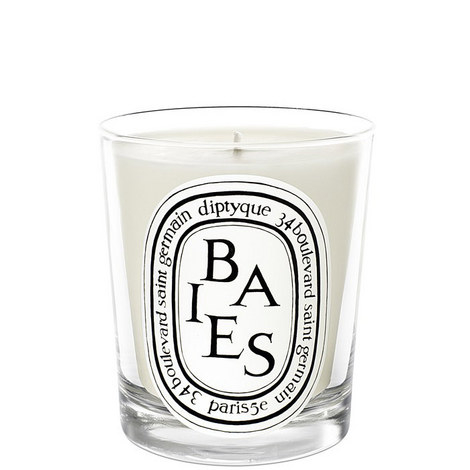 Baies Scented Candle 190g, ${color}