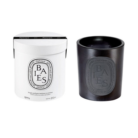 Baies indoor/outdoor scented candle 1500g, ${color}