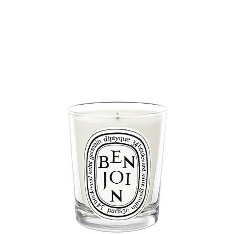 Benjoin Scented Candle 190g, ${color}