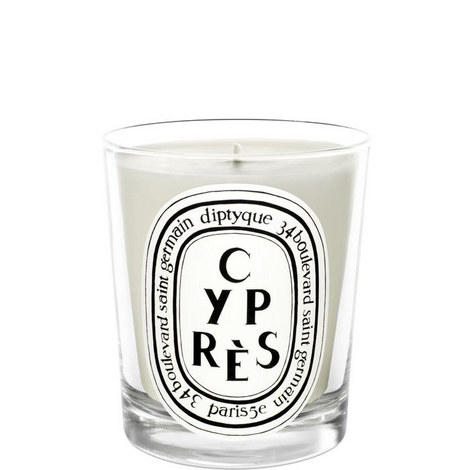 Cyprès Scented Candle 190g, ${color}