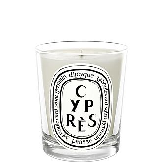Cyprès Scented Candle 190g