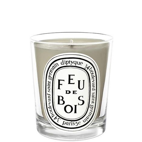 Feu de Bois Scented Candle 190g, ${color}