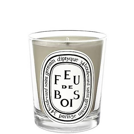 Feu de Bois Mini Scented Candle 70g, ${color}