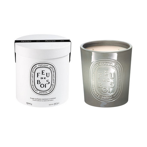 Feu de Bois Indoor/Outdoor Scented Candle 1500g, ${color}