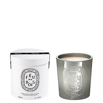 Feu de Bois Indoor/Outdoor Scented Candle 1500g