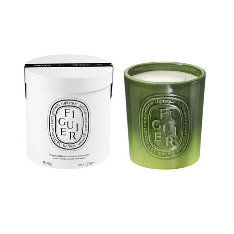 Figuier Indoor/Outdoor Scented Candle 1500g, ${color}