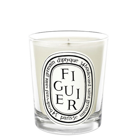 Figuier Mini Scented Candle 70g, ${color}