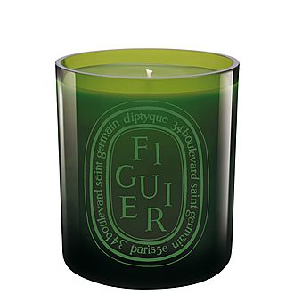 Figuier Coloured Scented Candle 300g