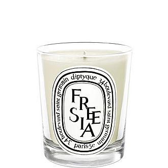 Freesia Scented Candle 190g
