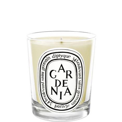 Gardénia Scented Candle 190g, ${color}