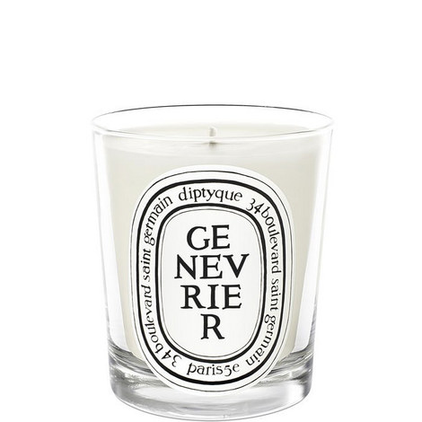 Juniper Scented Candle 190g, ${color}