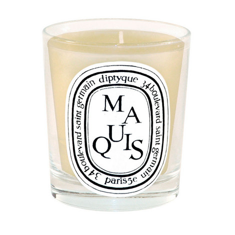 Maquis Scented Candle 190g, ${color}