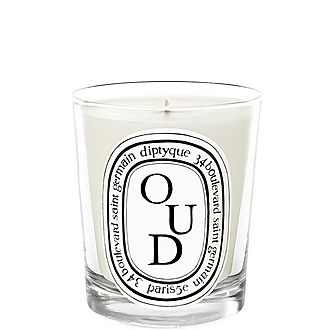 Oud Scented Candle 190g
