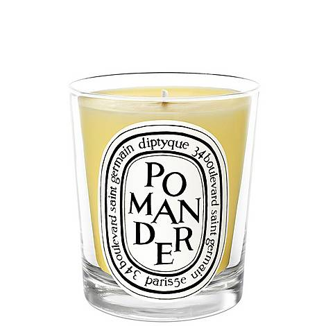 Pomander Scented Candle 190g, ${color}
