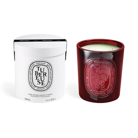 Tubereuse Indoor/Outdoor Scented Candle 1500g, ${color}
