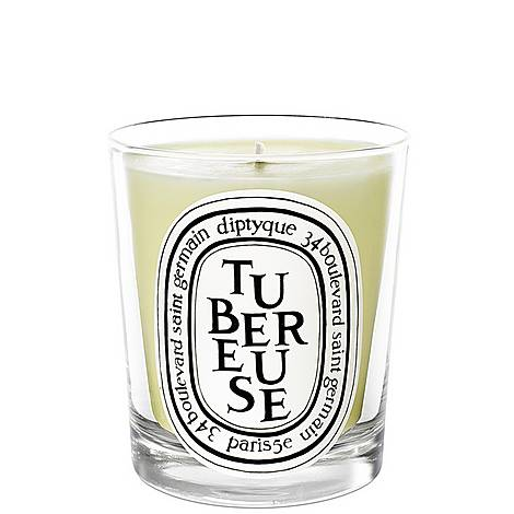 Tubereuse Mini Scented Candle 70g, ${color}
