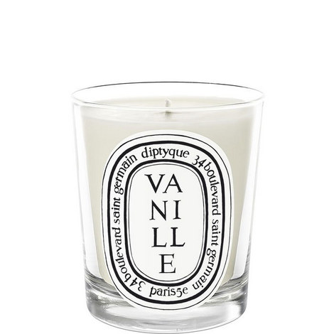 Vanille Scented Candle 190g, ${color}