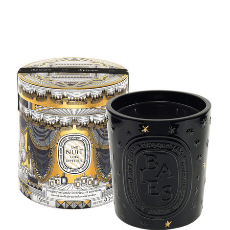Baies Holiday Candle 1500g, ${color}