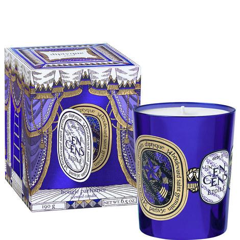 Un Encens Étoile Scented Candle 190g, ${color}