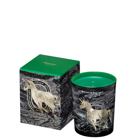 Unicorn Holiday Candle 190g, ${color}