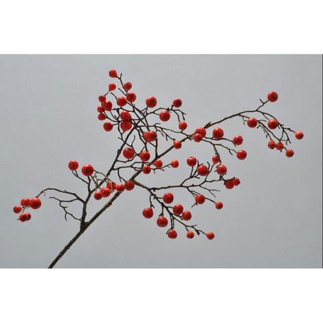 Faux Berry Spray 65cm, ${color}