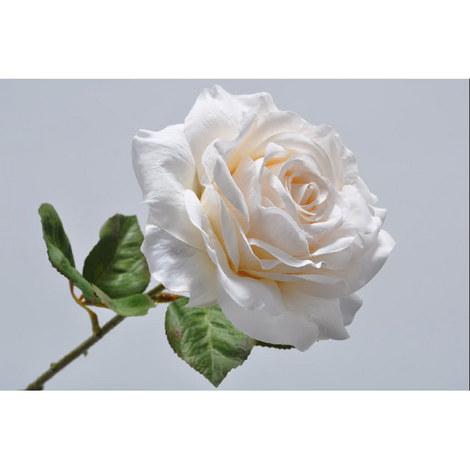 Silk Rose Stem, ${color}