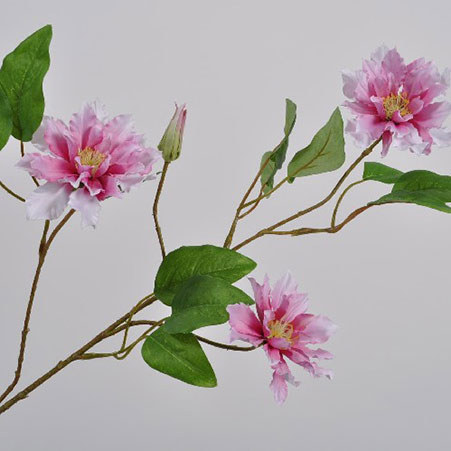 Clematis Spray 78cm, ${color}