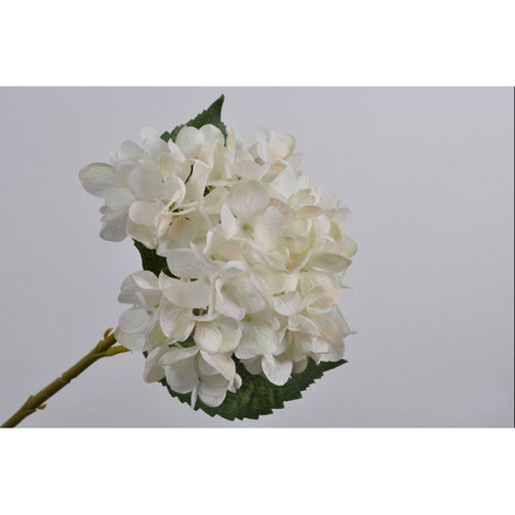 Silk Hydrangea Spray, ${color}