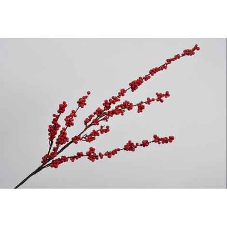 Faux Berry Spray 132cm, ${color}