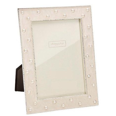 Pearl Cream Enamel Frame 8x10, ${color}
